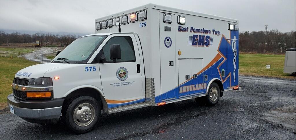2016 mccoy miller ambulance